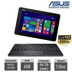 "Asus Transformer T100CHI 10.1"" Full HD 2-in-1 Laptop Tablet w/ 1 year warranty+free delivery £134.99 @ LaptopOutletDirect eBay outlet"