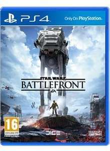 Star Wars Battlefront PS4 £16.99 @ simplygames.com