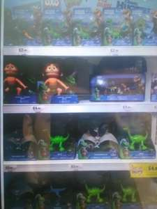 lots of the good dinosaur toys from £2.99 @ Home Bargains