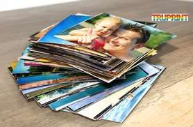 300 6x4 photo prints £4.99 delivered @ Wowcher/Truprint