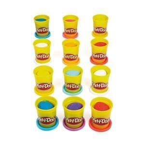 Play doh mini tubs 112g @ tesco 25p and 3 for 2
