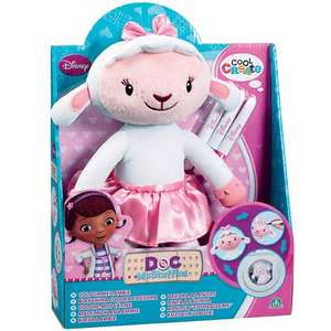 Doc McStuffins - Colour Me Lambie from Crafty Arts
