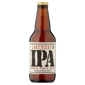 Lagunitas American IPA 355Ml - £1.79 each or 4 for £6 (£1.50 each) @ Tesco