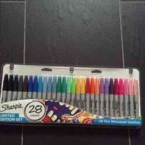 sharpie 28 pack -Tesco extra Eastville Bristol £6
