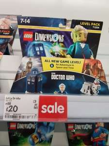 Lego Dimensions Doctor Who Level Pack £20 @ Asda