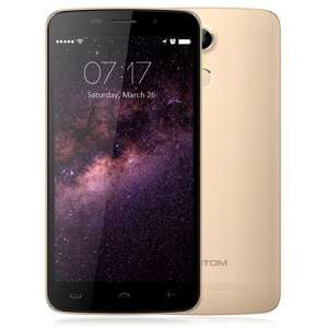HOMTOM HT17 - MTK6737 - HD - Android 6.0 - Fingerprint for £34.67 with code @ Gearbest