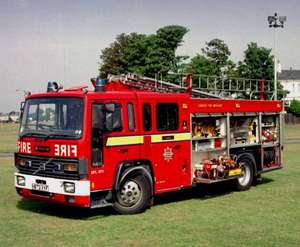 London Fire Brigade 150th Anniversary Open Days