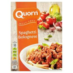 Quorn Spaghetti Bolognese Ready Meal £0.99 @ Farmfoods