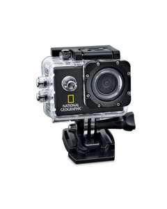 'Go-Pro like' Action Camera : National Geographic Branded Action Camera 1080p £29.99 @ Aldi