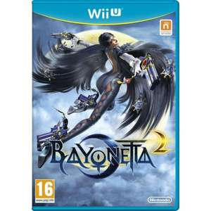 Bayonetta 2 WII U - New Direct from Nintendo £10 (£1.99 delivery or free if total order over £20)