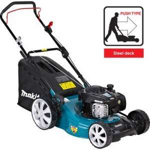 Makita 46cm Petrol Lawnmower £229.95 inc delivery at Fastfix