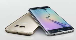 Samsung Outlet: S6 Edge 64GB refurb inc. 12 month warranty £377.40