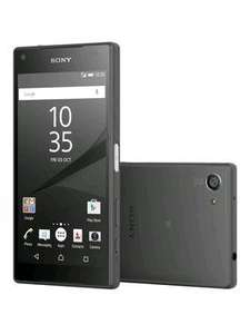 Sony Xperia Z5 Compact, 32Gb With Sony SBH60 Headphones - Black£349.99 @ Very