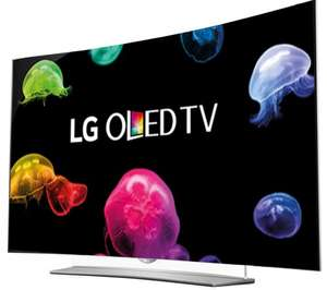 LG 55EG960V 3D 4K OLED TV - New - ebay Currys outlet - £1799