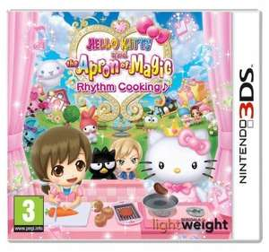 Hello Kitty and The Apron of Magic Rhythm Cooking - £6.48 (3DS) @ GameSeeker