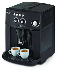 De'Longhi Magnifica Bean to Cup Coffee Machine Esam4000.b, 15 Bar - Black £219.99 @ Amazon