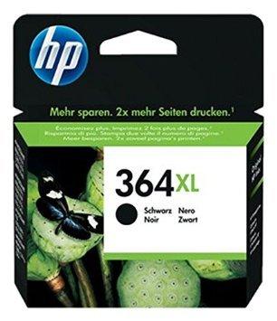 HP 364XL High Yield Black Original Ink Cartridge (CN684EE) £7  (Prime) / £10.99 (non Prime) @ Amazon