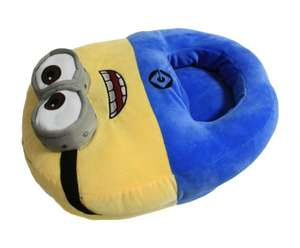 Despicable Me Minion Made Cuddly Foot Warmer £3.42 Add On / £20 Spend @ Amazon