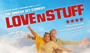 See return of Love N Stuff again @Stratford East after the hit in 2013  Tickets range from £10-21.50