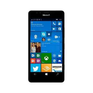 Microsoft Lumia 950 XL 5.7-Inch 32 GB SIM Smartphone - White £368.99 Amazon