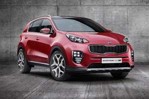 New Kia Sportage Lease £183 initial payment and £183 per month, 10,000 miles per year (2 years) Total 4392 @ Yes Lease