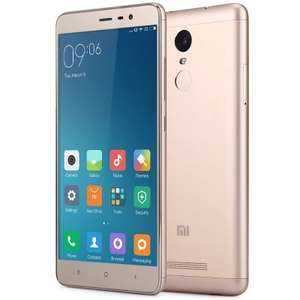 Xiaomi Redmi Note 3 PRO - International Rom - 3GB/32GB version - Snapdragon 650 - 4k mAh - Metal Body - FHD - Finger Print £128.14 @ Ali Express/X Show Technology