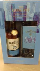 Glenlivet Founders Reserve 70cl gift set with 2 whisky glasses only £19.18 @ Costco from 6 -26 June