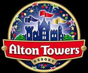 Up to 50% off accommodation at Alton Towers