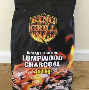 Instant Lighting Charcoal bags £2.69 @ Lidl