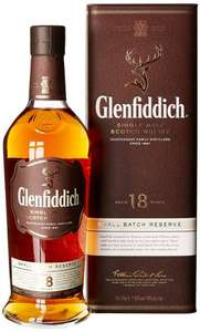 Glenfiddich 18 Year Old £41.99 @ Amazon Lightning Deal