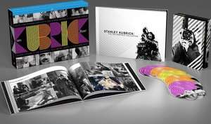 Stanley Kubrick Blu-Ray 8 Film Masterpiece Collection £29.99 @ EntertainmentStore/Ebay