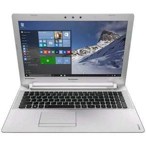 "Lenovo Ideapad 500 Laptop, AMD A10, 12GB RAM, 1TB HDD + 8GB SSD, 15.6"" £429 From John lewis"