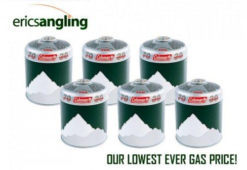 Coleman Gas  C500 6 deal £17.99 ericsangling