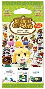 Animal Crossing amiibo Cards (Pack of 3) £2.85 Delivered @ Shopto (Out of Stock)