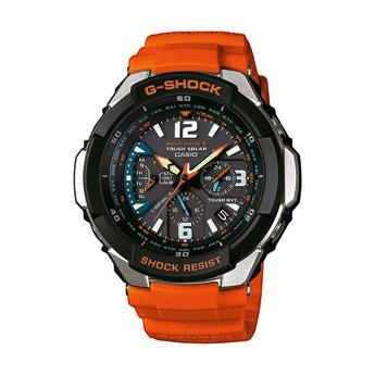Casio GW-3000M-4AER G-Shock Men's Orange Resin Bracelet Watch, £142 delivered from h.samuel