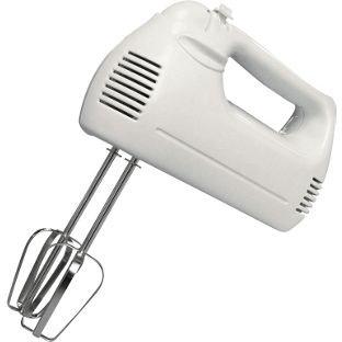 Simple Value Electric Hand Mixer - White 150W £4.95 @ Argos Free C&C
