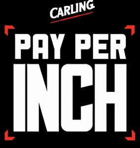 Samsung TVs £40 for 40 inch - £65 for 65 inch (Via Website access / Once weekly on Sunday) @ Carling