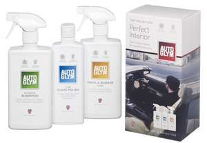 30% off all Autoglym ( web exclusive) @ Halfords, Click n Collect or Home Delivery