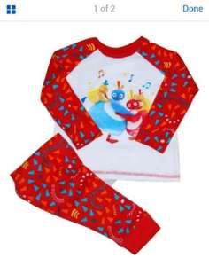 unisex twirlywoos pjs ex bhs from eBay free delivery £6.99 @ kidsessentials2013