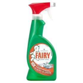 Fairy Power Spray 375ml £2.98 @ Asda