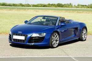 Supercar Driving Blast with High Speed Passenger Ride now £30 (with code) @ Buyagift (+ Lots more Fathers Day ideas inc 12 Mile Helicopter Theme Flight for One now £49, see op / comments)