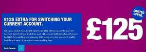 Halifax Current Account, £125 switching incentive is back