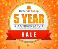 Nintendo eShop 5 Year Anniversary Sale - e.g. The Legend of Zelda: A Link to the Past for £2.69 (and many more)