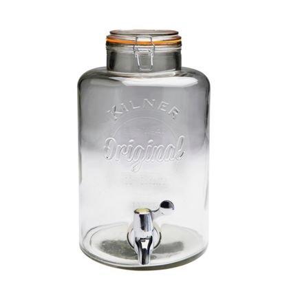 Kilner Clip Top Drinks Dispenser - 5L £12.99 Free C&C @ Homebase
