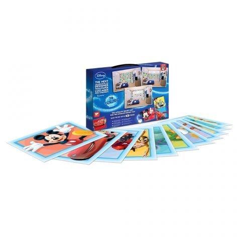 Walltastic Disney Collage Blue or Pink £29.99 delivered @ Kiddicare
