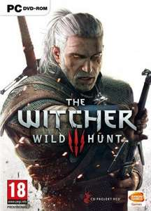 Witcher 3 Wild Hunt PC £14.11 (gog through Instant Gaming)