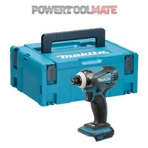 makita impact driver with mac pack £69.99 @ eBay - powertoolmate