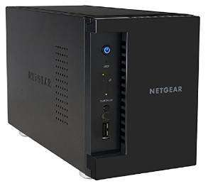 NETGEAR RN202-100NES ReadyNAS 202 2 Bay Personal Cloud Network Attached Storage (Diskless), iTunes Server, Plex Server (Enjoy 3 Months of Free Plex Pass), DLNA Media Streaming and RAID - £129.99 @ Amazon