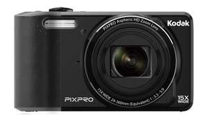 Kodak PixPro FZ151 16MP Digital Camera with 15x Zoom. (Refurbished) 12 Month Warranty. Tesco ebay Outlet. - £38