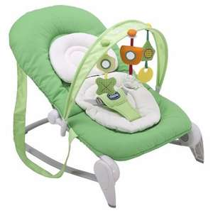 Chicco Hoopla Baby Bouncer, Greenland - Tesco Direct - £35.00